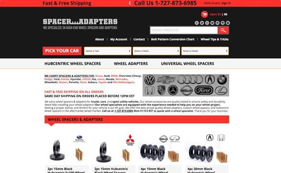 Spacer Adapters