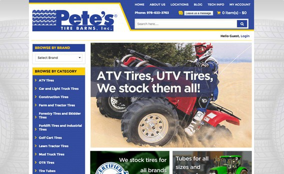 Ptetes Tire Barns Inc
