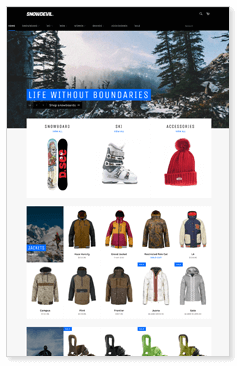 Guide to Shopify Themes: Complete List & Review