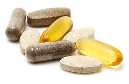 Nutraceuticals and supplements