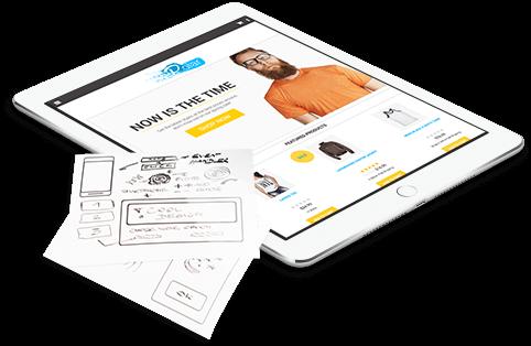 Customer Website Design