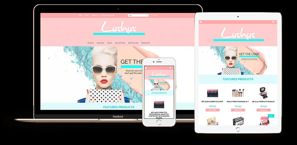 ECommerce Website Design: Get 100+ Templates That Convert Like Crazy