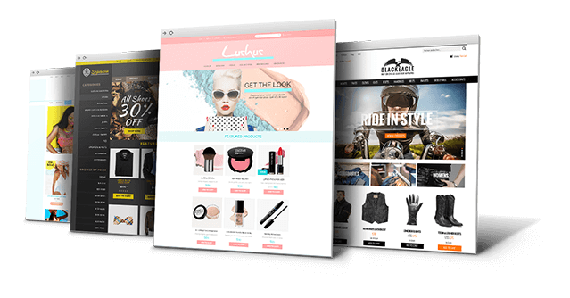 eCommerce Design Themes
