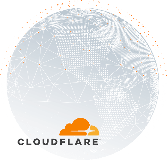 Powered by Cloudflare