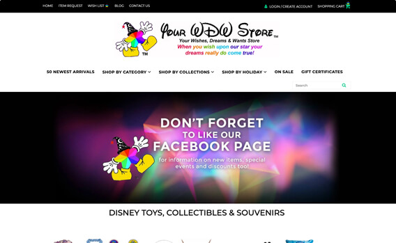 Your WDW Store