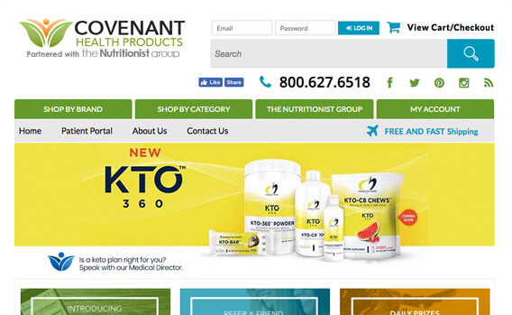 Covenant Health Products