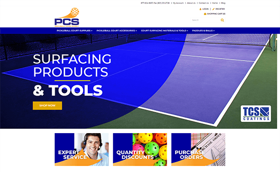 Pickle Ball Court Supply