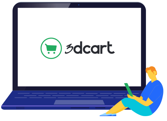 eCommerce Business with 3dcart