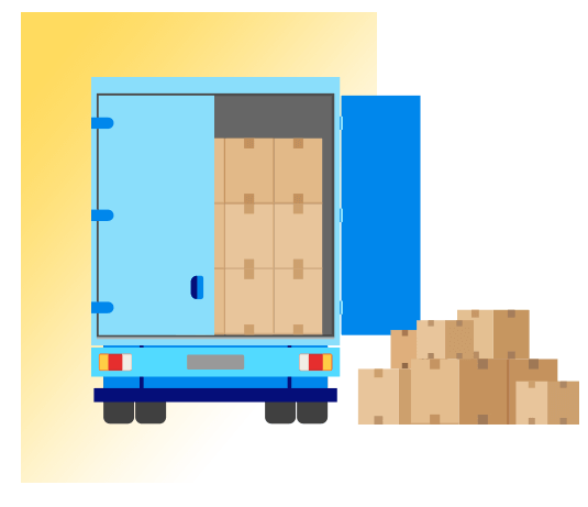 Freight & LTL for Furniture Delivery