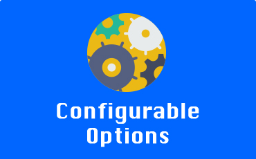 configurable options