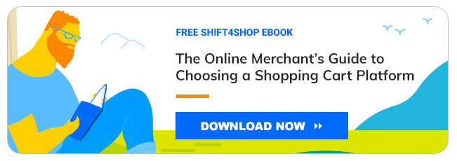 Get the The Merchant's Guide to choosing a shopping cart