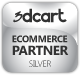3D Cart Ecommerce Partner Logo