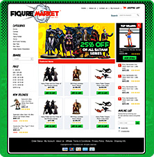 Figure Market Site Demo Thumbnail