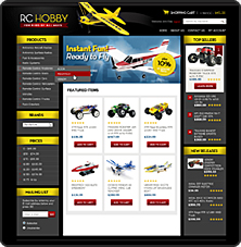 RC Hobby Site Demo Thumbnail