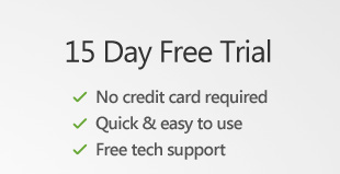 15 Day Free Trial