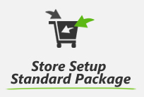 Web Store Setup Package