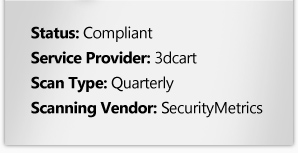 PCI Report Container