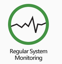 Regular System Monitoring