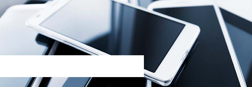 mobile devices banner