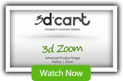 Engage Visitors with your Product Images and 3dZoom