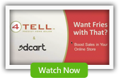 3dcart Partner Spotlight: 4-Tell