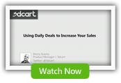 Using Daily Deals to Increase Your Sales