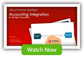 Accounting Integration for 3DCart - by eBridge Connections