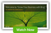 Grow Your Business with Bing
