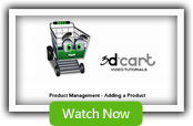 Product Management - 3dCart Shopping Cart Software