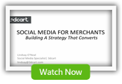 Social Media For Merchants: Building A Social Media Marketing Strategy