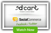 Instant Updates to your Twitter and Facebook with SocialCommerce