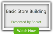 How to Sell Online: Basic Store Building with 3DCart